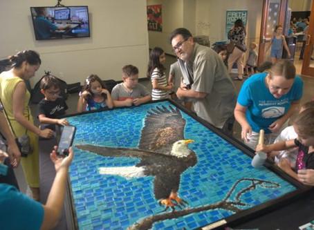 Eagle Artwork Commission