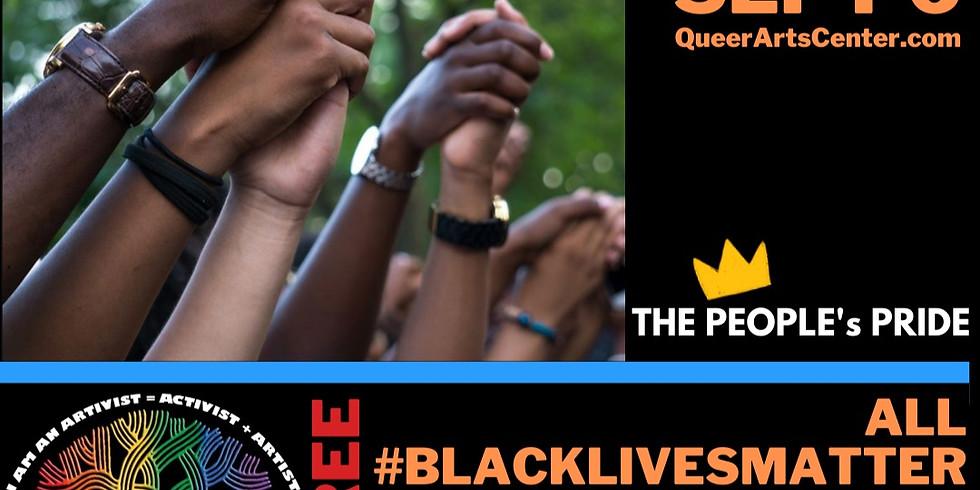 People's Oakland Pride Black Lives Matter Wellness Weekend