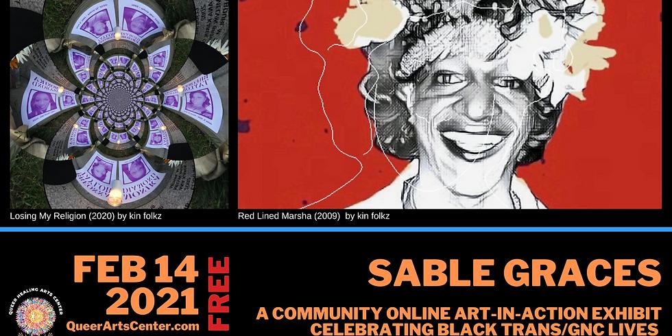 Sable Graces: A Community Art-In-Action Exhibit