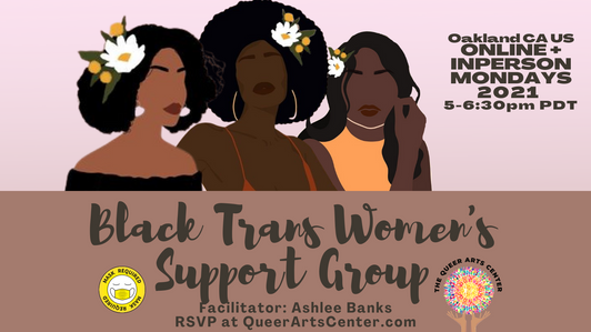 Black Trans Women's Support Group
