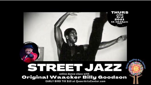 Street Jazz w/ Billy Goodson