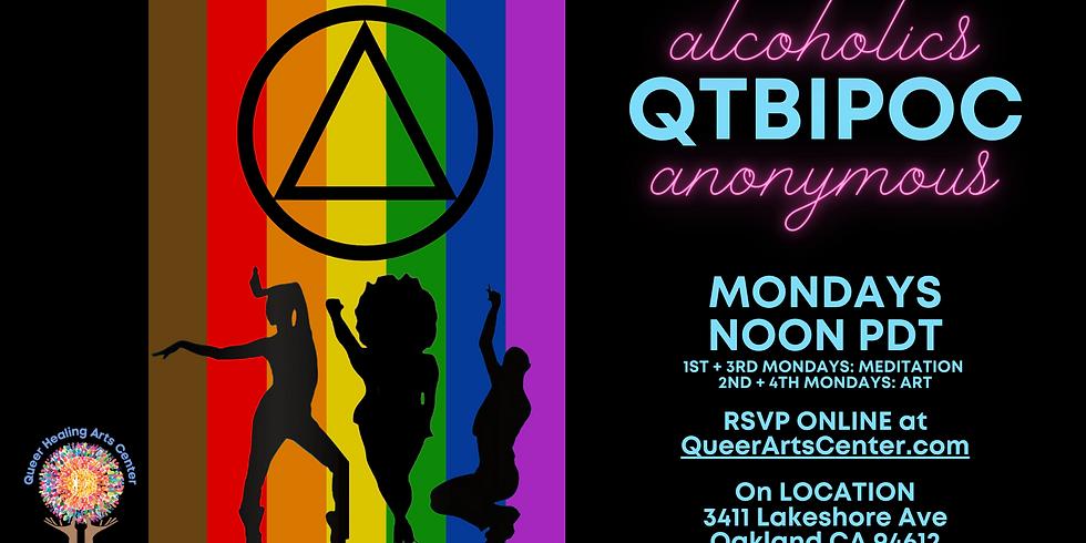 QTBIPOC Alcoholics Anonymous