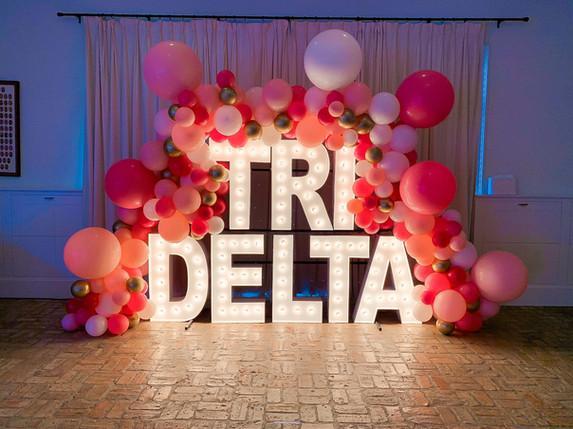 Alpha-Lit Tri Delta
