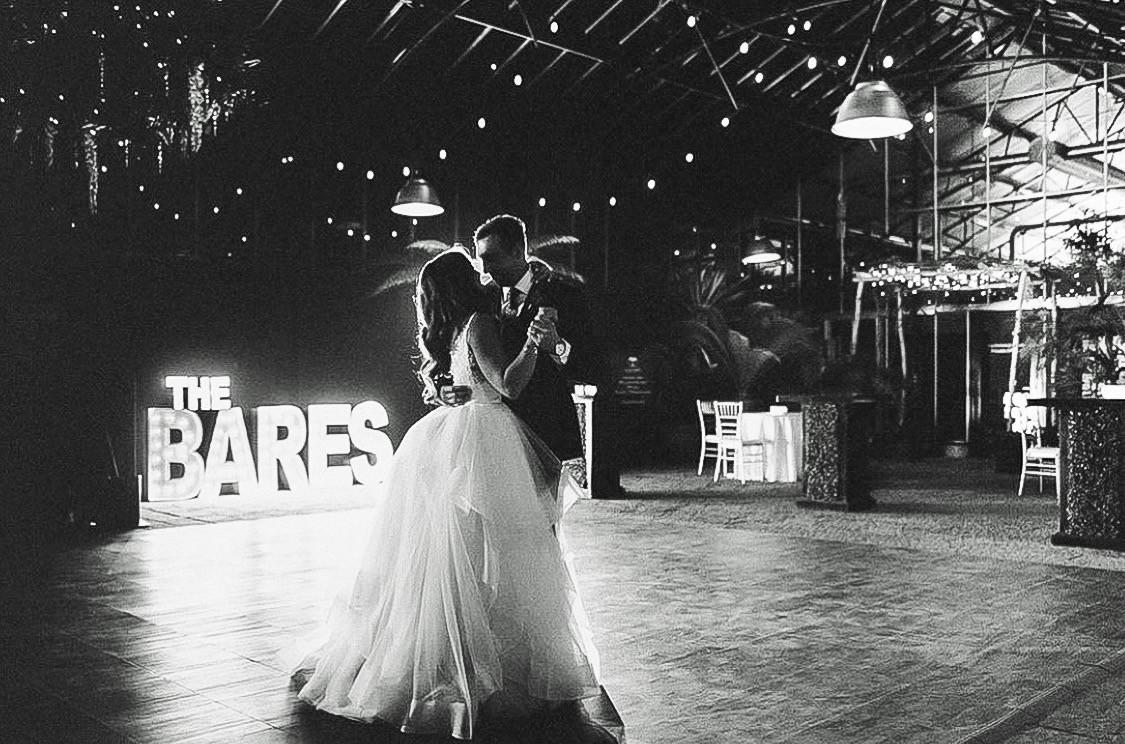 Alpha-Lit Wedding