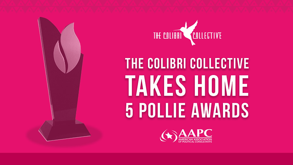 The Colibri Collective Takes Home 5 Pollie Awards