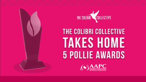 The Colibri Collective Takes Home 5 Pollie Awards