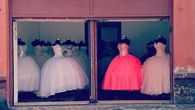 floating dresses