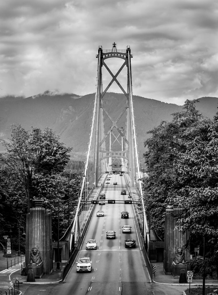Vancouver-Lions Gate Bridge