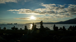 Vancouver - Sunset