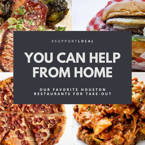 You Can Help From Home