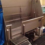 XL Professional Tub with Ramp