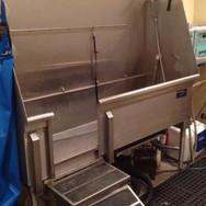 XL Professional Tub w/ ramp