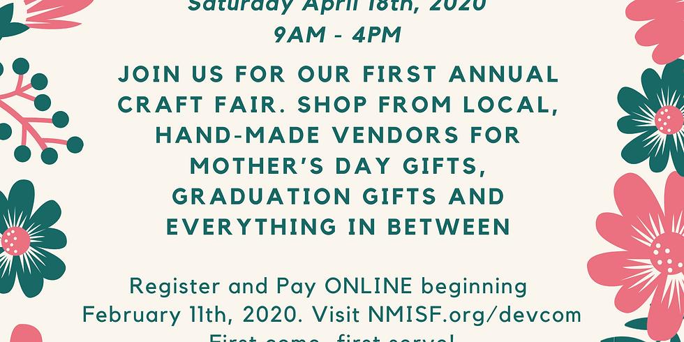 2020 Spring Craft Fair