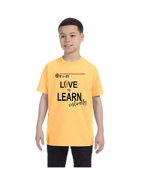 Student Spirit Shirt 2020-2021 Youth Sizes