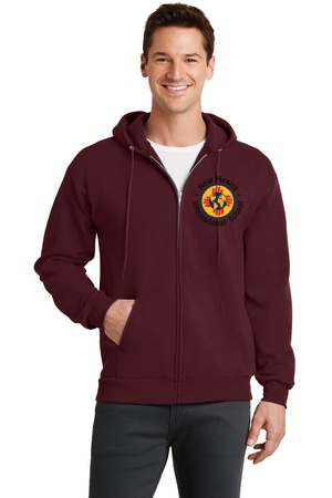 6-7th Youth Size Zip-Up Hoodie