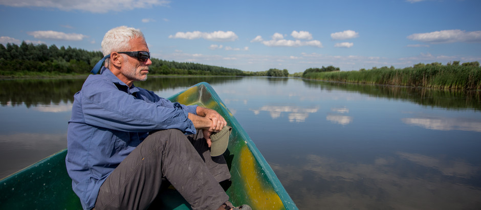 Jeremy Wade's Mighty Rivers is Coming to ITV!