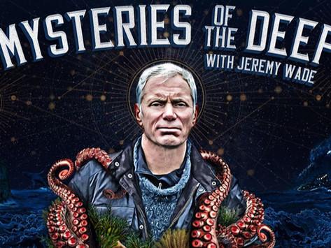 Mysteries of the Deep Premieres in US & UK