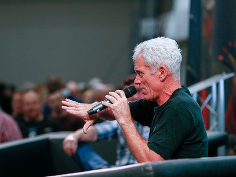 Jeremy Wade Confirmed for The Big One