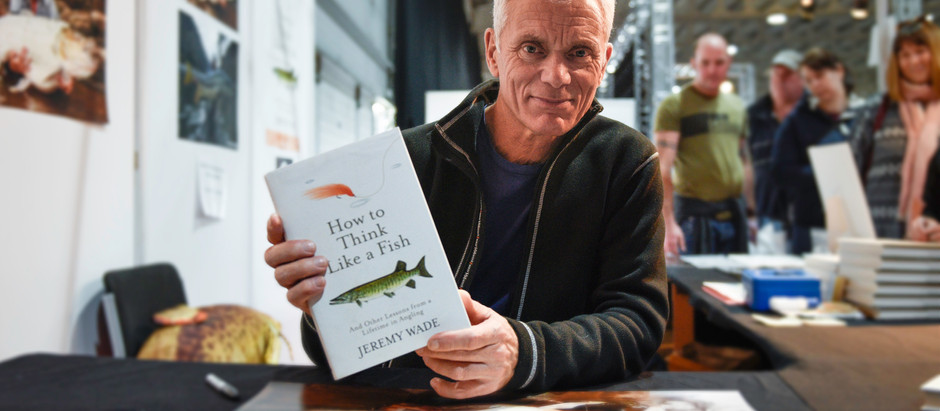 Jeremy's New Book - How to Think Like a Fish is released