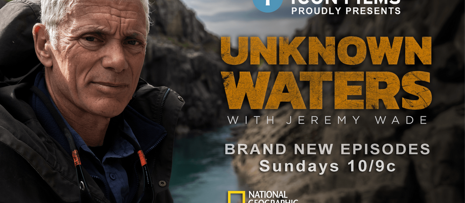 Unknown Waters Premieres on National Geographic Channel in the USA
