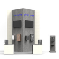 Direct4.me stand design