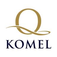 Q-Komel Logo design