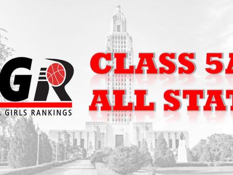 LGR's Preseason 5A All State Team