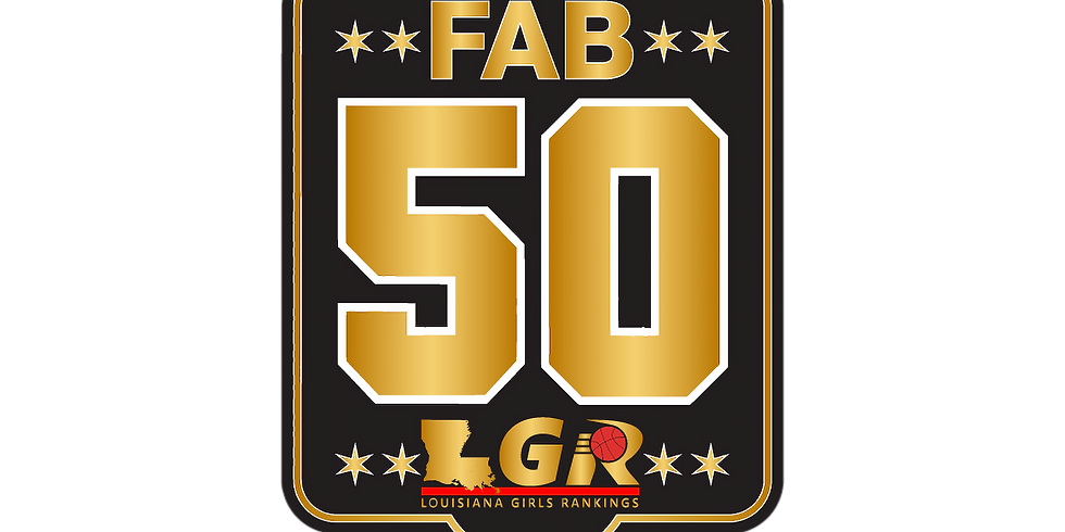 Fab 50 - Middle School Division
