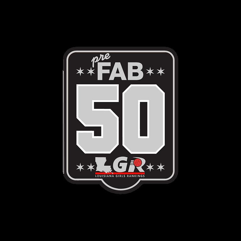 Pre Fab 50 - Shreveport 2021