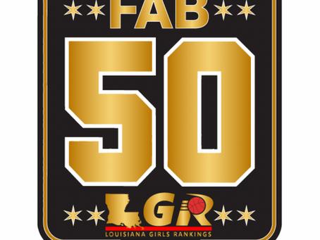 Fab 50 - Middle School