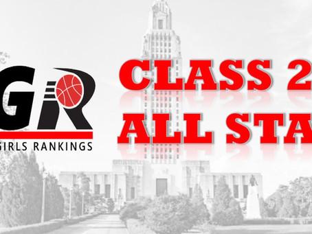 LGR's Preseason 2A All State Team