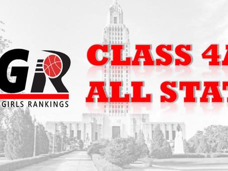 LGR's Preseason 4A All State Team