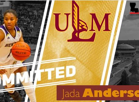 Benton's Jada Anderson Commits - ULM