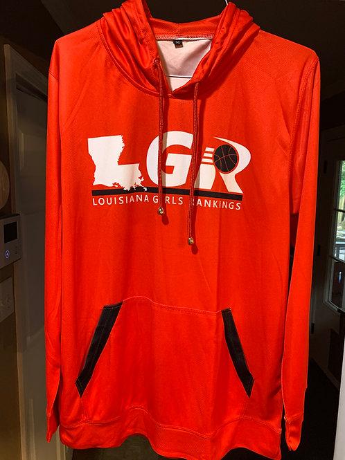 LGR Red Hoodie