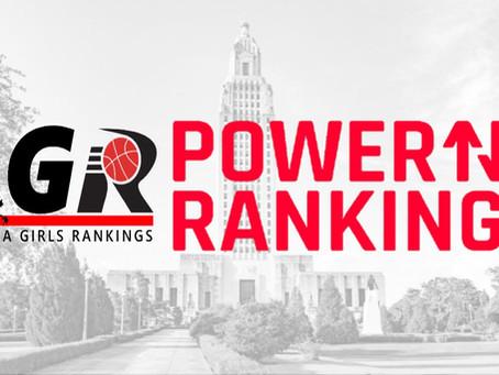 LGR Power rankings - week 4