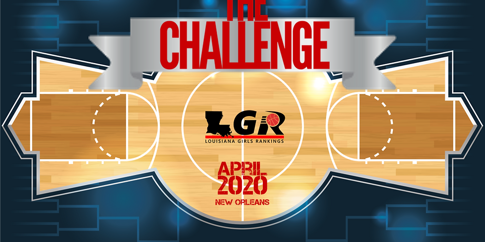 THE Challenge - AAU Tournament (CANCELLED)