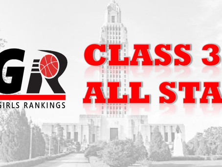 LGR's Preseason 3A All State Team
