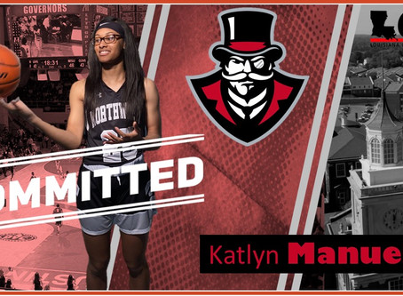 Katlyn Manuel Commits - Austin Peay
