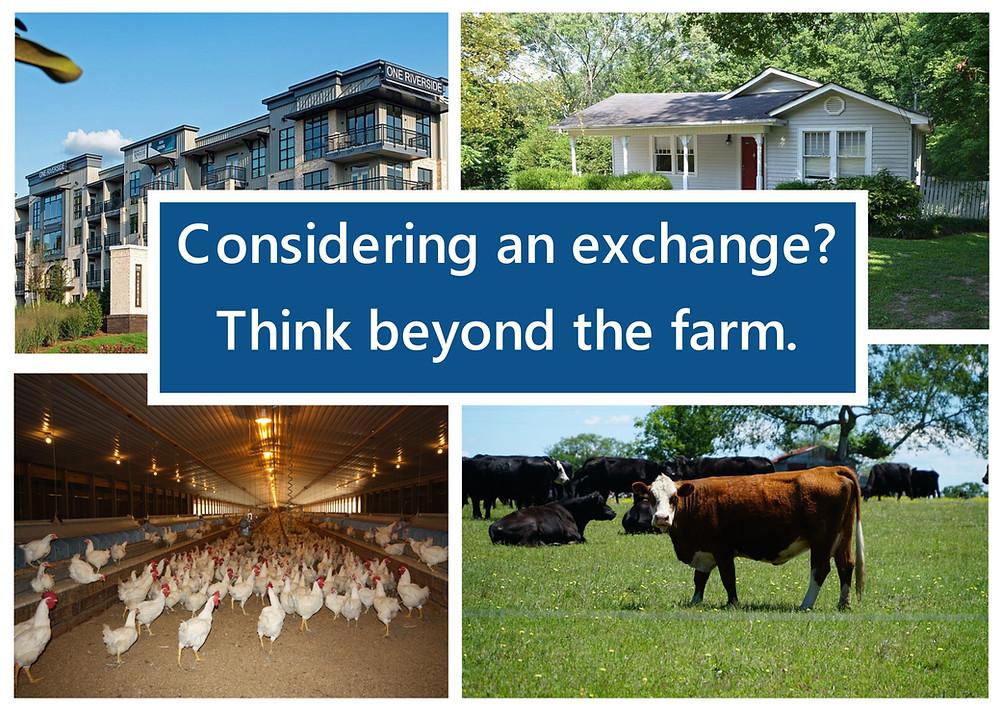 Poultry Farm 1031 Tax Exchange