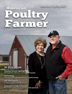 American Poultry Farmer magazine