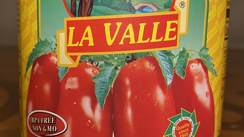 Italian Peeled tomatoes can 28 Oz