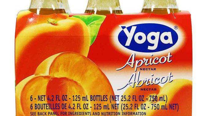 Apricot Nectar Yoga 6x4.2 Oz