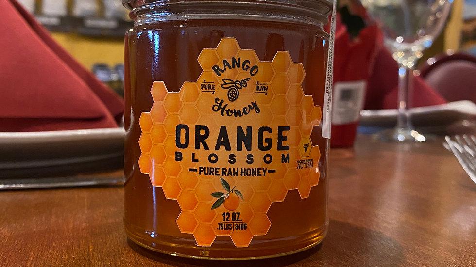 Orange Blossom Rango Honey