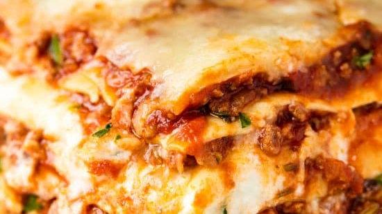 Lasagna alla Siciliana