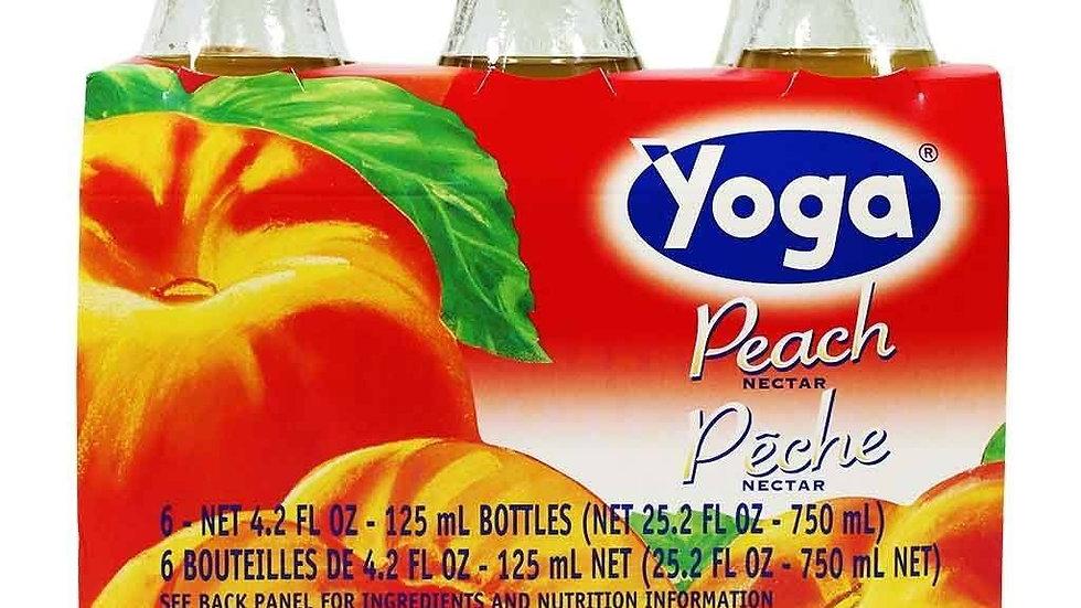 Peach Nectar Yoga 6x4.2 Oz