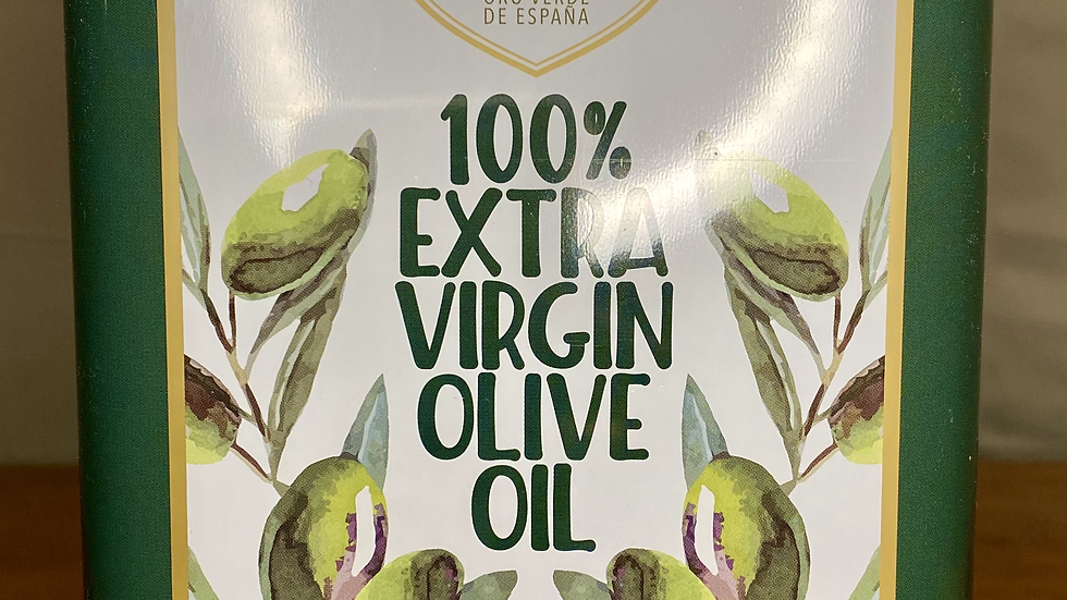 Extra Virgin olive Oil Sanniti 3Lt