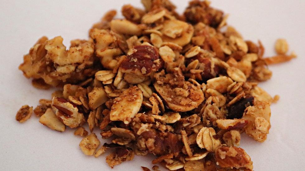 Cinnamon Brown Sugar Granola
