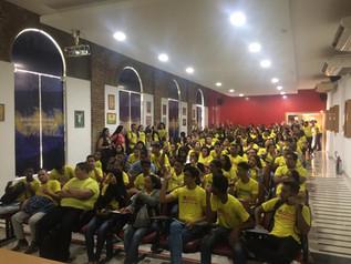 Parceria UNINASSAU-EDUCAVIDA apresenta Projeto de Vida para 236 jovens aprendizes