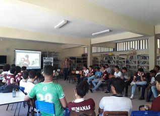 Escola Sizenando Silveira recebe Educavida com Projeto de Vida