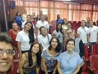 II Encontro do e-Vida da parceria com a Prefeitura do Recife